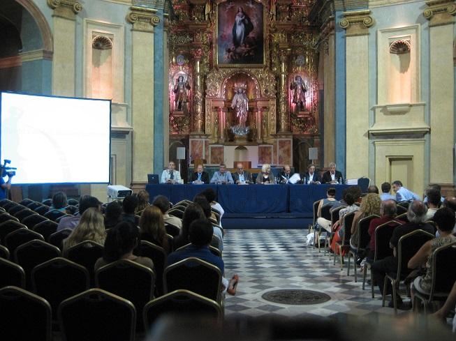 Rete conversatorio puerto ciudad destinos comunes - Colegio arquitectos cadiz ...
