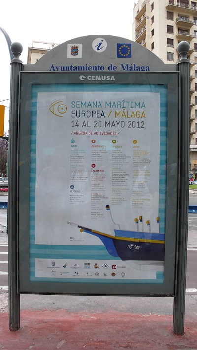 Semana Maritima Europea Malaga