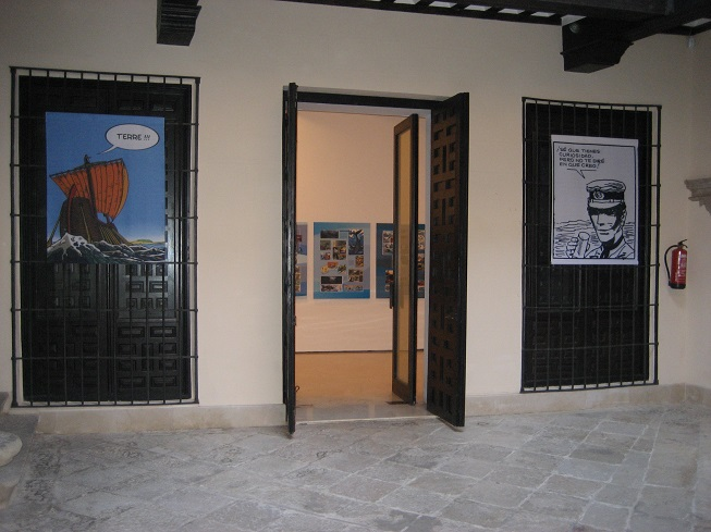malaga comics